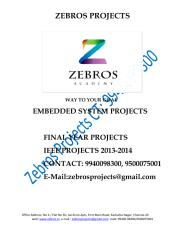 design and development of pic microcontroller based vehicle monitoring system using controller area network (can) protocol_zebros ieee projects.pdf