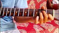 kunci gitar maafkan aku ungu.3gp