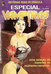 Almanaque de Histórias Reais Drácula - Especial Vampiras # 01.cbr