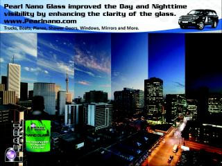 Pearl Nano Glass was developed with the latest in nano technology science..pdf
