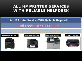 Complete HP Printer Services With Reliable Helpdesk.pptx