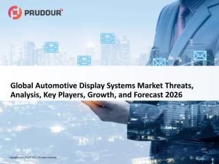 Global Automotive Display Systems Market 1.pdf