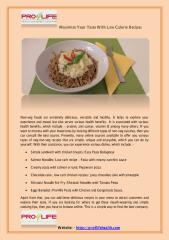 Low Calorie Food List.pdf