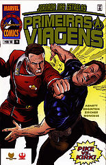 Jornada nas Estrelas - Marvel - Primeiras Viagens # 14.cbr