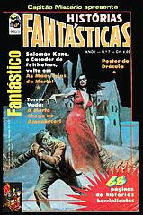 Historias Fantasticas # 07.cbr