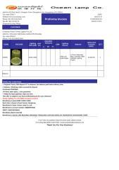 oceanlighting Proformer Invoice 2015.1.30.xls
