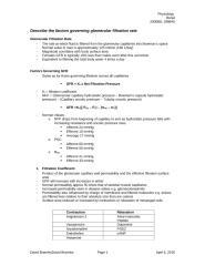Describe the factors governing glomerular filtration rate.doc