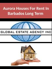Aurora Houses For Rent In Barbados Long Term - ppt.pptx