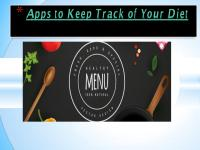 21 oct. Apps to Keep Track of Your Diet.pdf